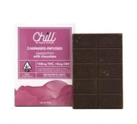 Chill Peppermint Milk Chocolate 100mg